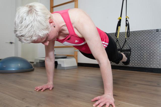 Fysio Fit training, COPD-beweegprogramma